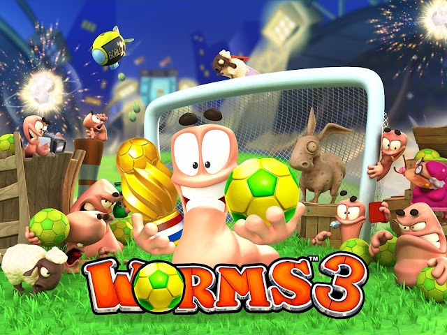 android Worms 3 Screenshot 0