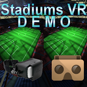 Stadiums for Cardboard VR Demo