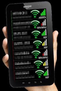 WiFi hack using phone with Android - wicrack.com
