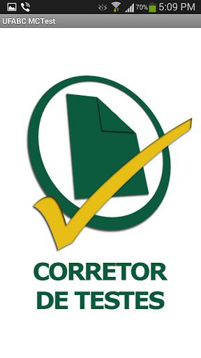 MCTest Corretor de Testes