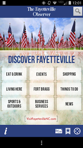 Discover Fayetteville