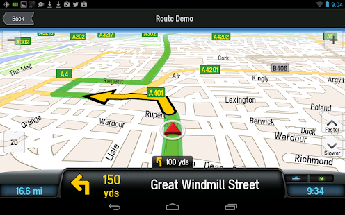 CoPilot Premium Italia GPS App - screenshot thumbnail