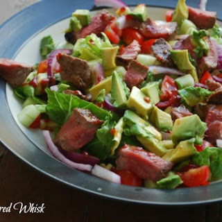 Southwest Steak Salad.