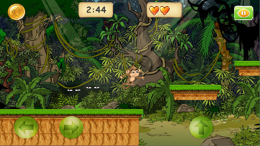 Jungle Monkey Run 1.2.3 screenshots 10