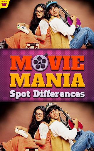 Movie Mania - Spot Differences