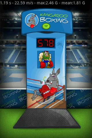 Boxing Machine - Punch Meter - screenshot