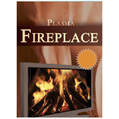 Plasma Fireplace Video