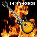 iCanRock – Electric Guitar app logo