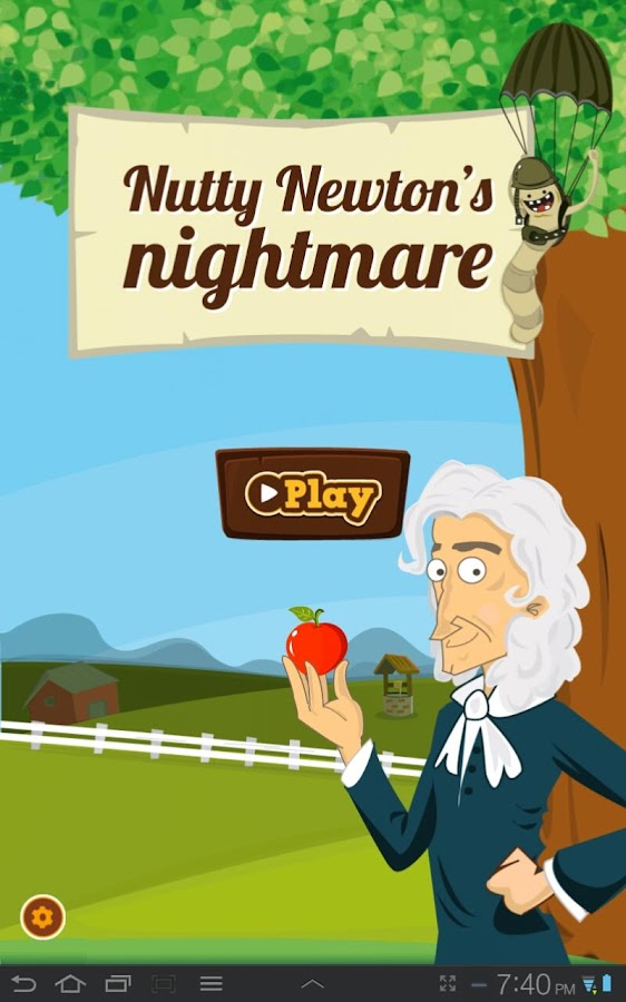 Nutty Newton- screenshot