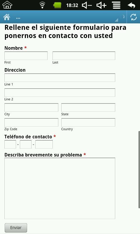 Cerrajero 24h Madrid- screenshot