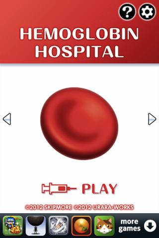 Hemoglobin Hospital 1.2 Windows u7528 6