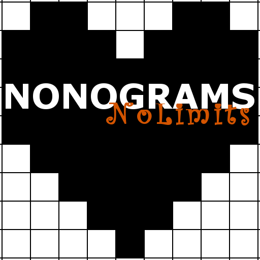 Nonograms NoLimits LOGO-APP點子