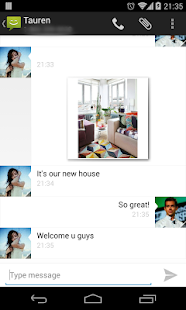 Messaging Classic - 4.4 Kitkat- screenshot thumbnail