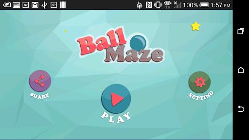 Ball Maze Game Beta