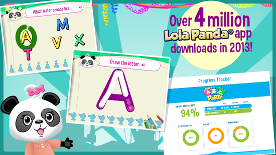Lola's ABC Party- screenshot thumbnail