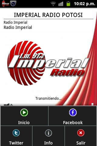 【免費音樂App】IMPERIAL RADIO POTOSI-APP點子