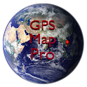 GPS Map Pro logo