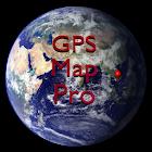 GPS Map Pro icon