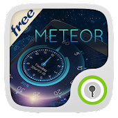 (Free) Meteors GO Locker Theme
