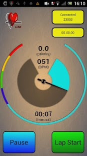 Heart Rate Zone - screenshot thumbnail