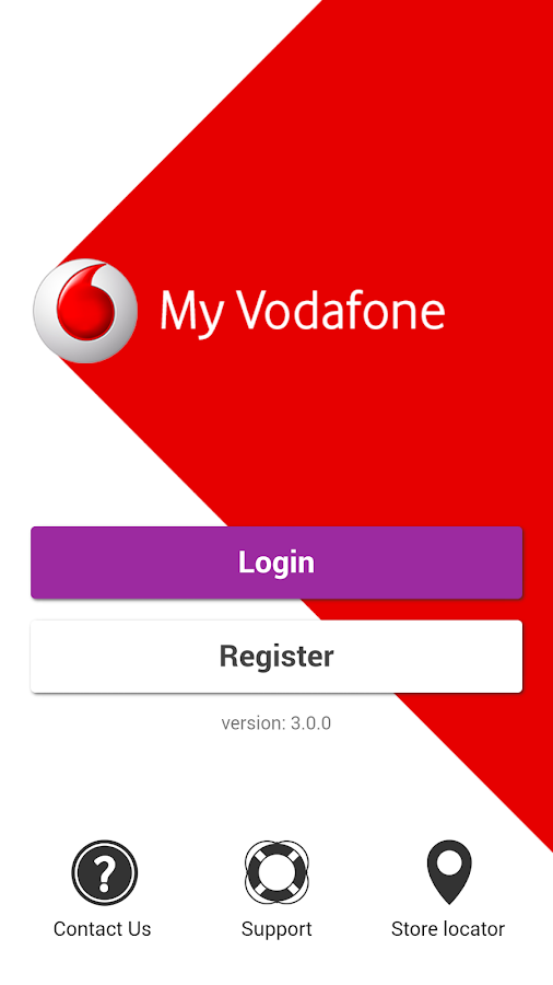 My Vodafone - screenshot