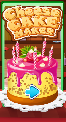 Cheese Cake Maker - Kitchen - screenshot