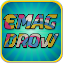 Emag Drow - Word Game icon