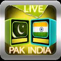 Pak India Live HD TV Pro icon