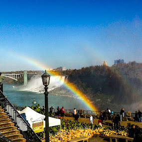 Double Rainbow by Adrian Kurbegovic - Instagram & Mobile iPhone