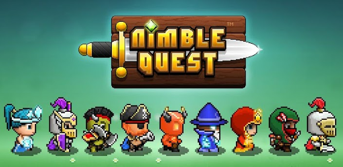 Trucchi Nimble quest per android