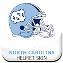 North Carolina Helmet Skin