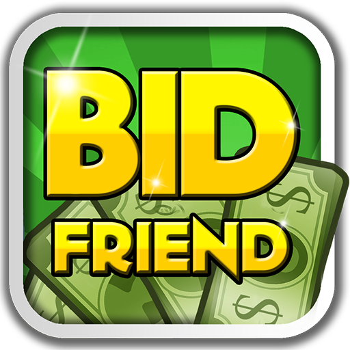 Bid Friend LOGO-APP點子