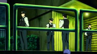 Darker Than Black $ - Darker Than Black - City Under Crackdown, Moist with Tears... (Part 1)