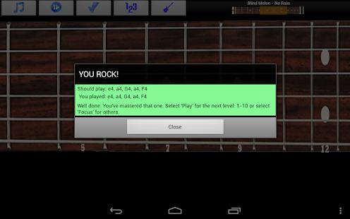 Guitar Riff Free - screenshot thumbnail