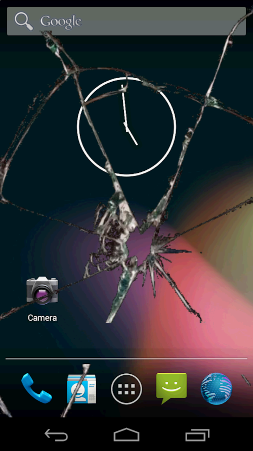 Crack My Screen - screenshot