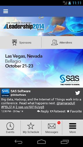 The Series - Las Vegas 2014
