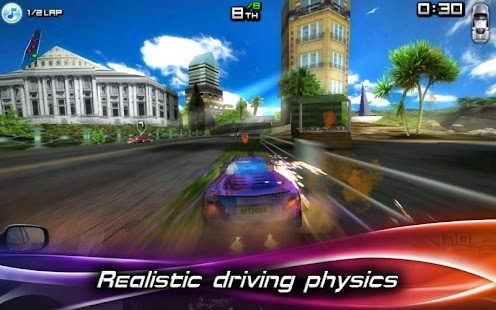 Race Illegal: High Speed 3D Screenshot 20
