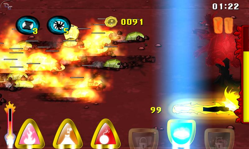 Fire Defense- screenshot
