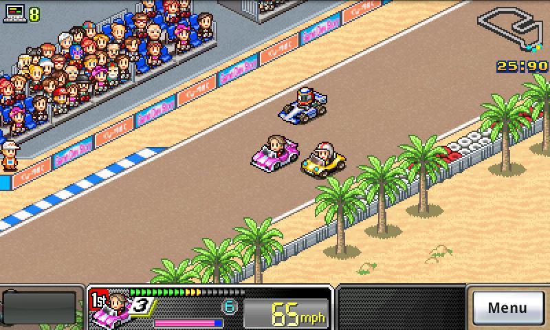 Grand Prix Story screenshot #2
