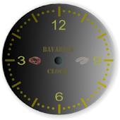 Bavarian Clock++ with widgets
