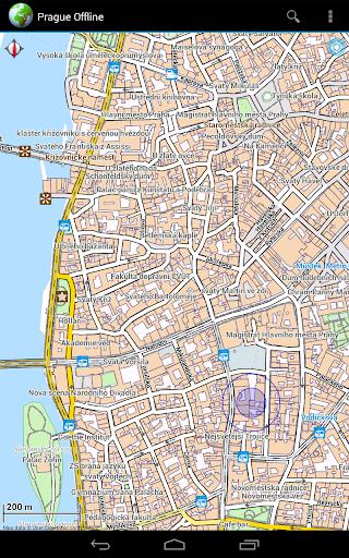 Offline Map Prague 玩旅遊App免費 玩APPs