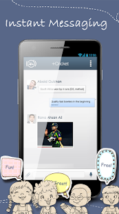 SMSall Messenger- screenshot thumbnail