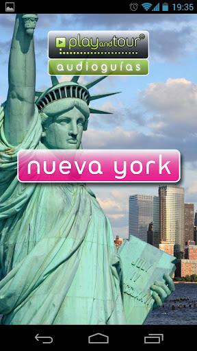 Nueva York audioguía