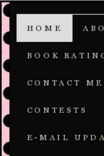 Book Reviews and More by Kathy- screenshot thumbnail