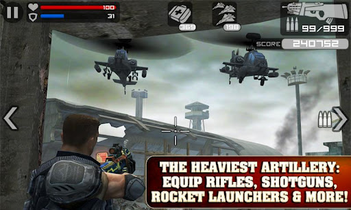 FRONTLINE COMMANDO  screenshots 3