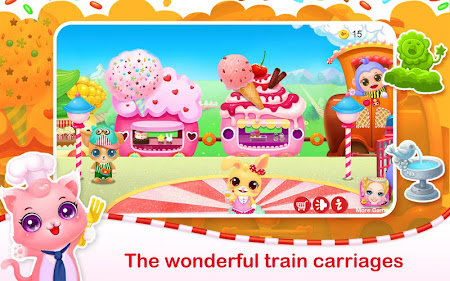 Pet Food Train 1.4 screenshot 641261