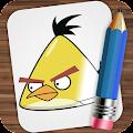 Drawing Angry Birds Seasons APK baixar