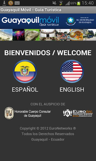 Guayaquil Mobile tourist guide