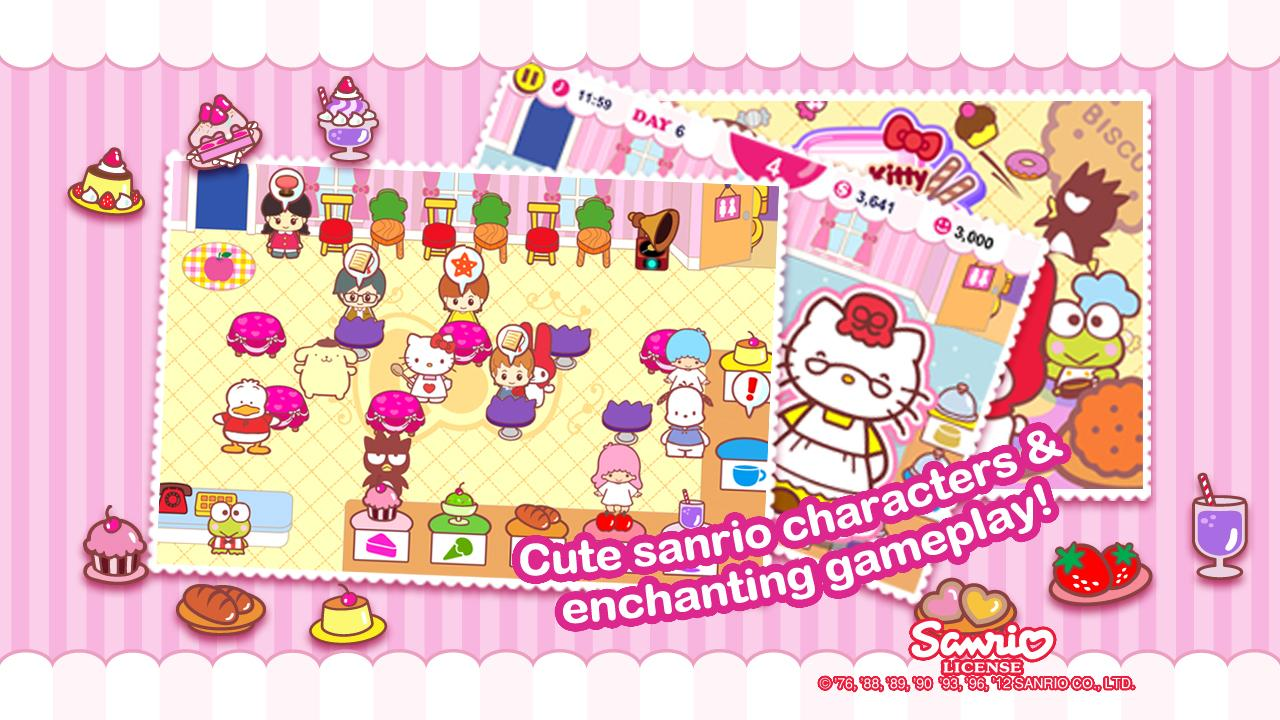 Uncategorized Hello Kitty Game hello kitty cafe android apps on google play screenshot