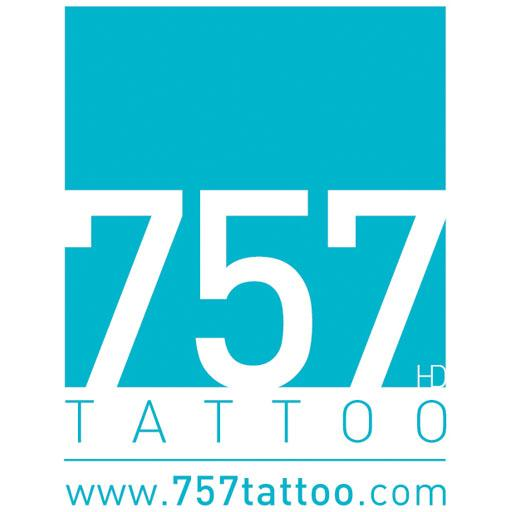 757 Tattoo LOGO-APP點子